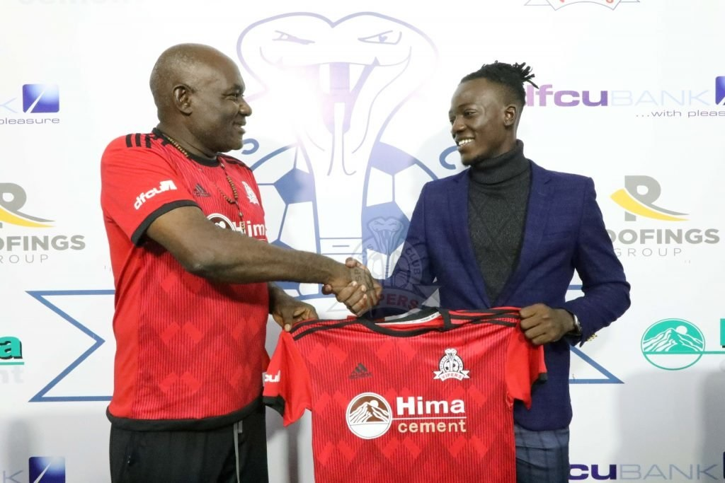 """Refund the money"" FUFA orders former Express FC captain Disan Galiwango"
