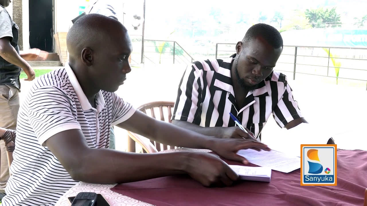 Mbarara City confirm signing of ex-Villa striker Mutanda