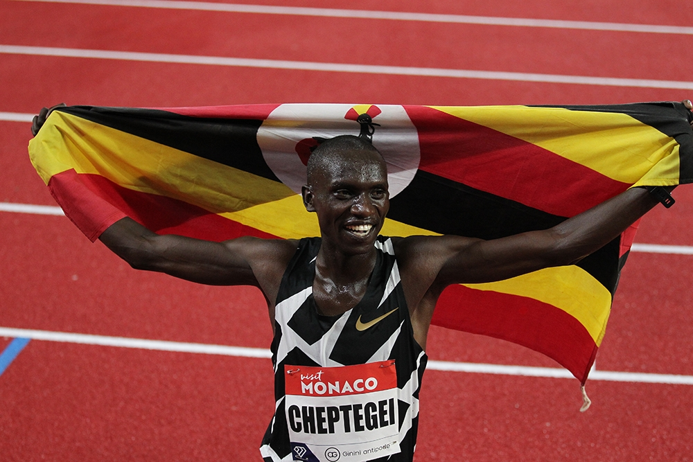 Athletics ace Joshua Cheptegei successfully completes quarantine days
