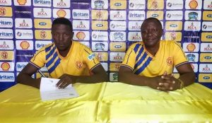 """""""The level of professionalism at KCCA Football Club enticed me to join the club,"""" Juma Balinya"""