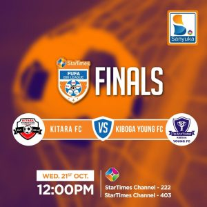 Young Vs. Old as Twinamatsiko faces promotion specialist Makumbi in StarTimes FUFA Big League Playoff final