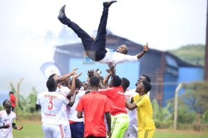 STARTIMES FUFA BIG LEAGUE PLAYOFF FINAL: Kitara FC edges Kiboga Young to earn promotion to the StarTimes Uganda Premier League.