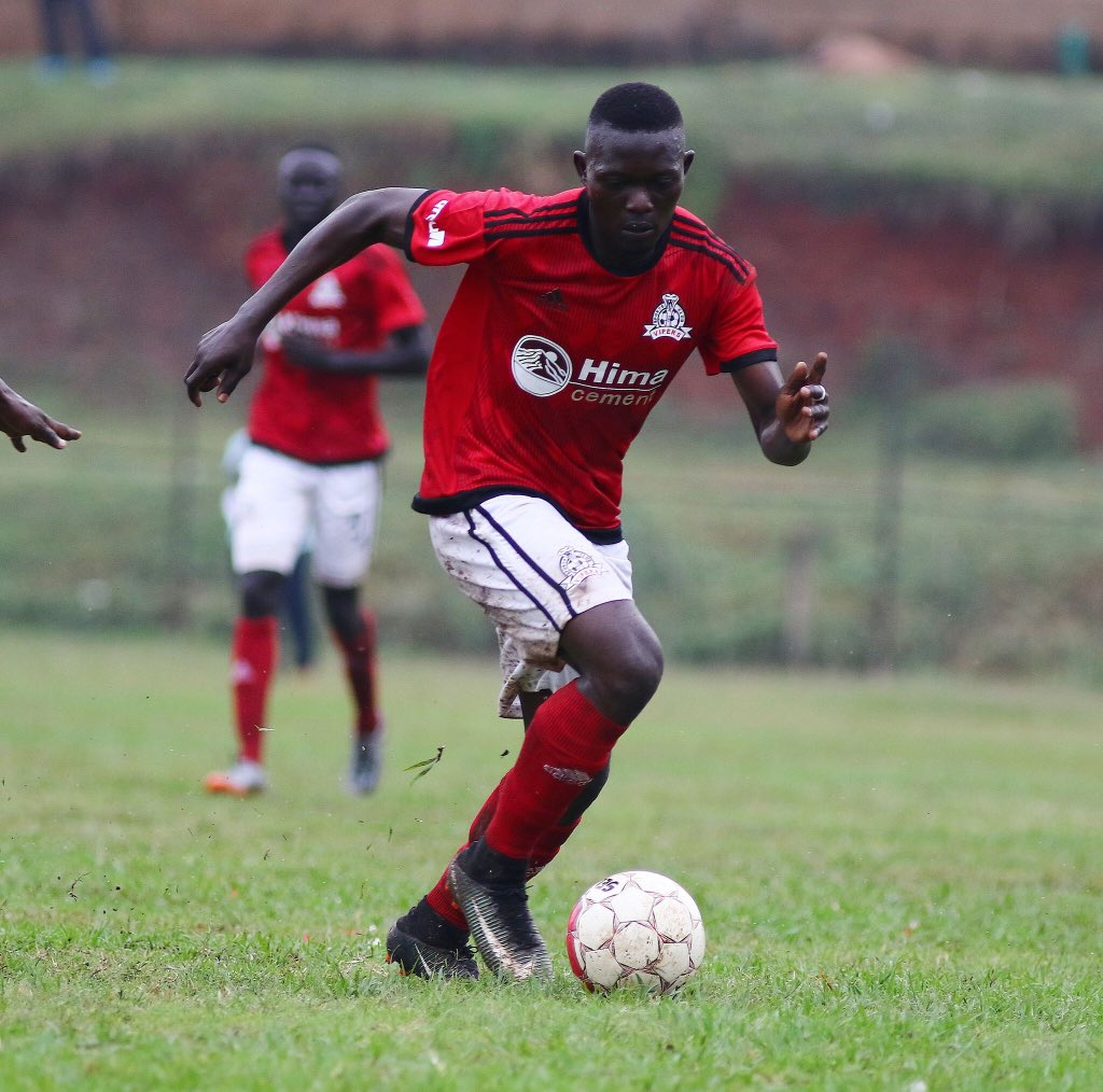 Who owns the player? Vipers SC deny releasing Rahmat Ssenfuka, Wakiso Giants coach confirms him