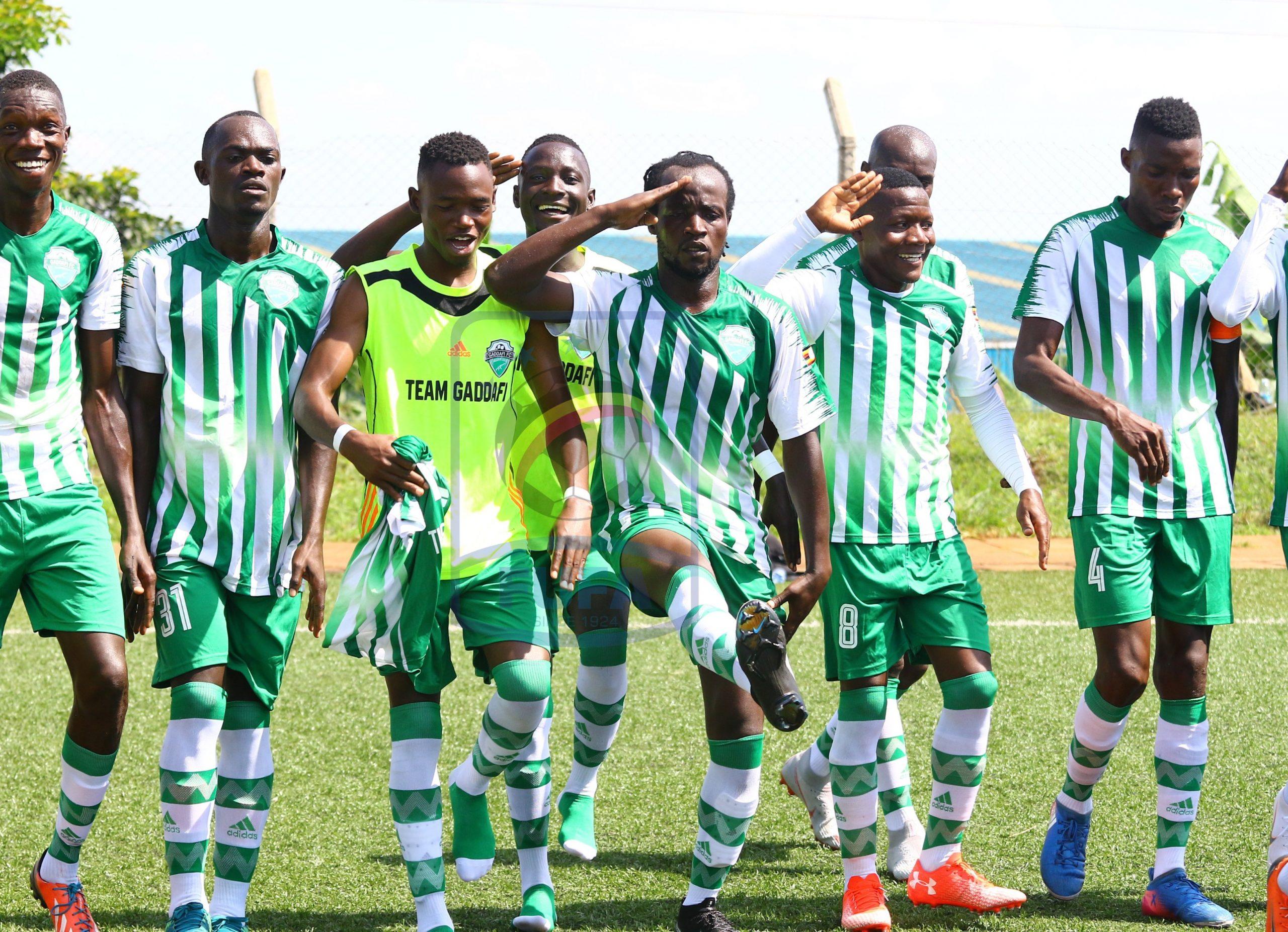 FUFA Eastern Regional Play-Offs: Edmond Robert nets in own net as Gaddafi humbles Admin FC 4:0