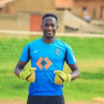 Goalkeeper Michael Kagiri | Courtesy photo