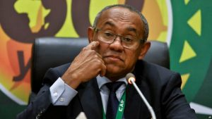 CORRUPTION IN FOOTBALL: FIFA bans CAF boss Ahmad Ahmad for five years