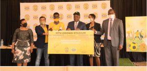 MTN Uganda Takes over naming rights of Phillip Omondi Stadium.