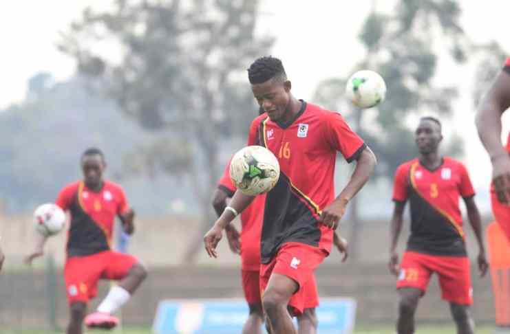 Uganda Cranes to kickoff preparations for South Sudan doubleheader
