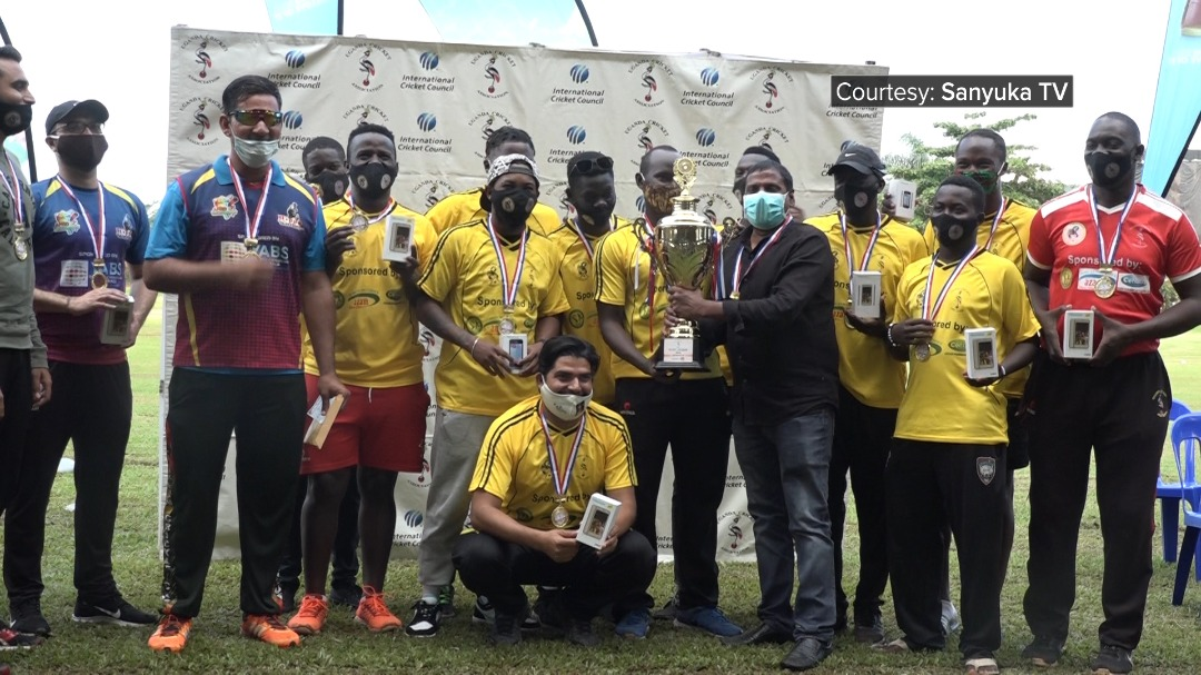 Scorpions win inaugural Cricket Elite League