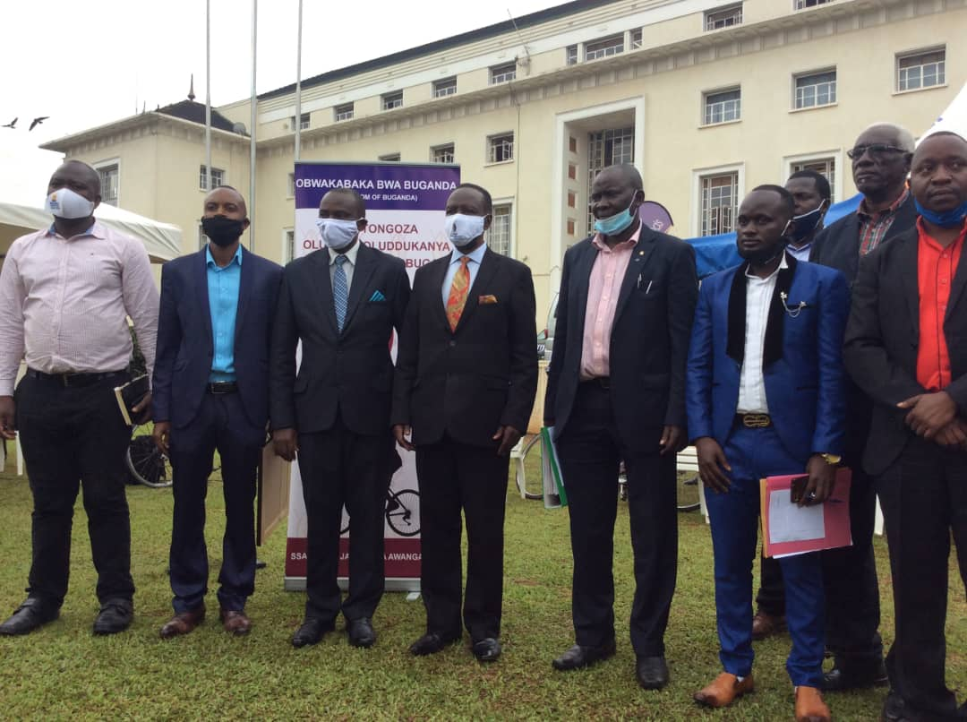 Buganda Kingdom ushers in new Cycling Association leadership