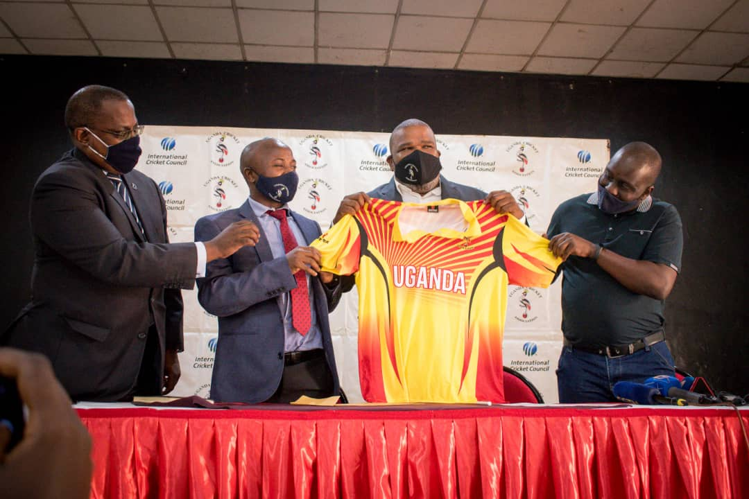 South African Laurence Mahatlane unveiled as new Cricket Cranes boss