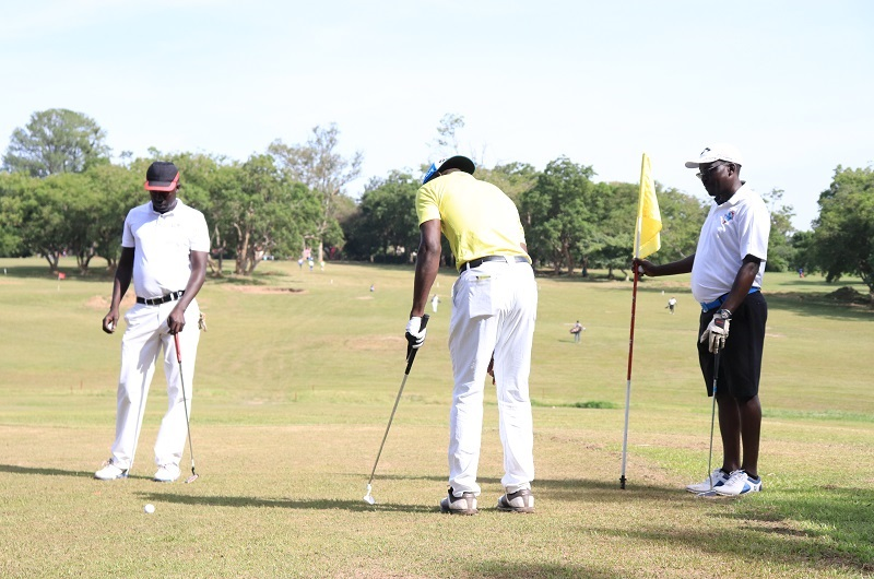 79TH Uganda Golf Open to tee off on 25th November with Shs100m Kitty