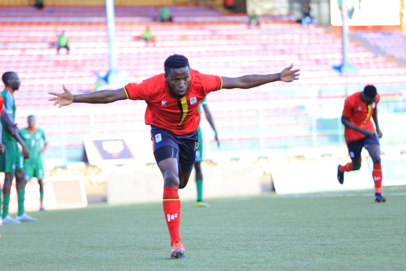 Read more about the article AFCON 2021 QUALIFIERS: Halid Lwaliwa's strike saves Uganda from South Sudan shock