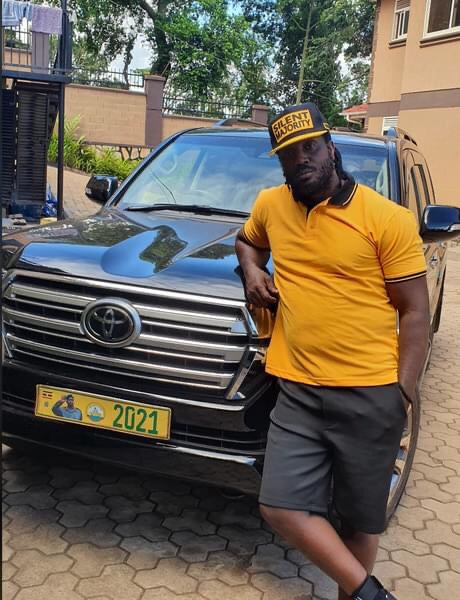 Bebe Cool apologises for his insensitive post, calls upon presidential candidates to follow EC guidelines