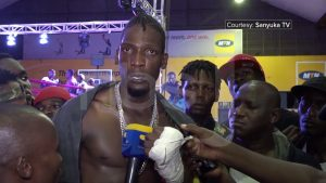 'Killing Machine' Shafik Kiwanuka in the UBC Intercontinental title hunt