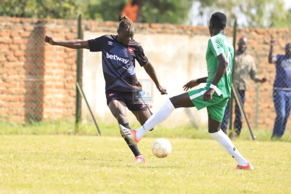 Express FC, Onduparaka share spoils at Greenlight Stadium