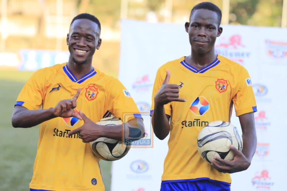 Aheebwa the star as KCCA FC Pummels Onduparaka 8-0 in StarTimes Uganda Premier League.