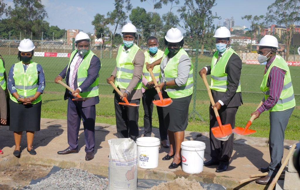 Construction of state of the art MTN Omondi Stadium underway