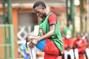 CHAN 2021: Captain Halid could return as Uganda takes on Togo on Friday