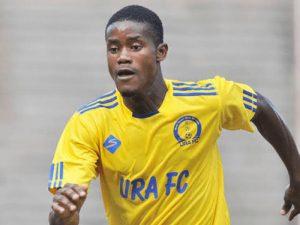 Uganda Cranes midfielder Saidi Kyeyune completes move to Sudanese outfit El Merreikh