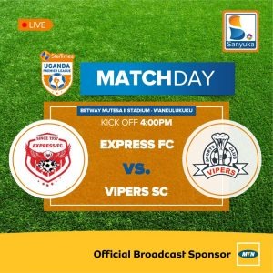 Does Wasswa Bbosa have the antidote for Vipers' lethal Venom?
