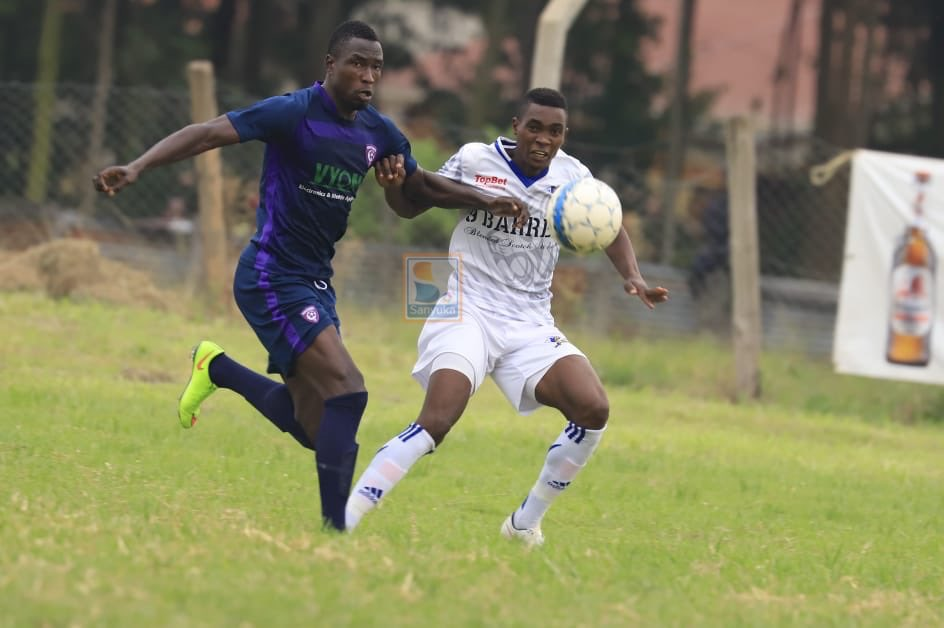New Signing Atuheire hands Wakiso Giants their first league victory this season