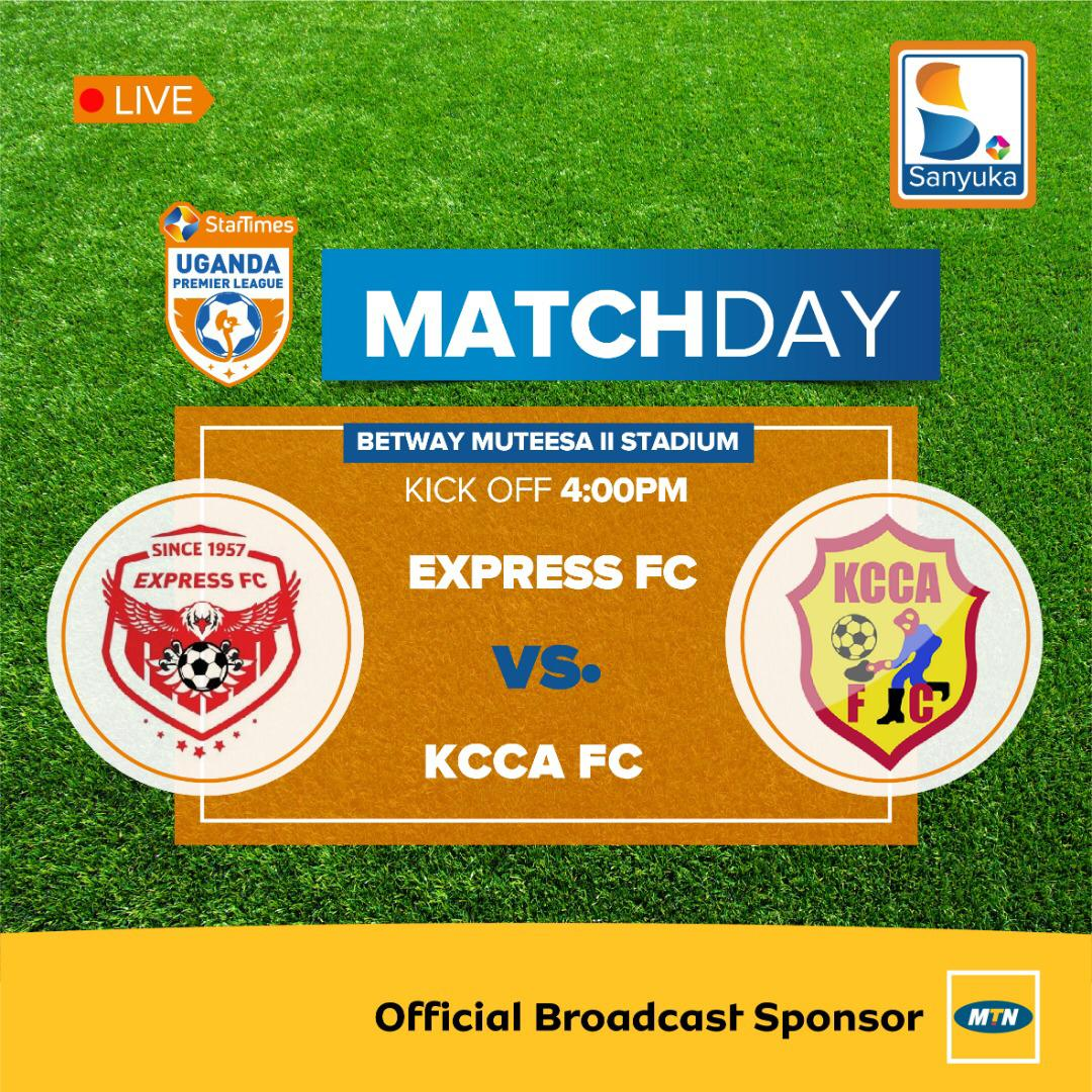Day seven of the 2020-2021 StarTimes Uganda Premier League continues today with three matches lined up