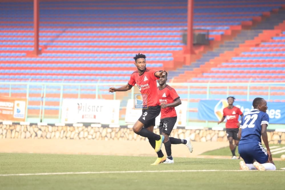 Cops arrested: Vipers beats Police FC to go top of StarTimes Uganda Premier League