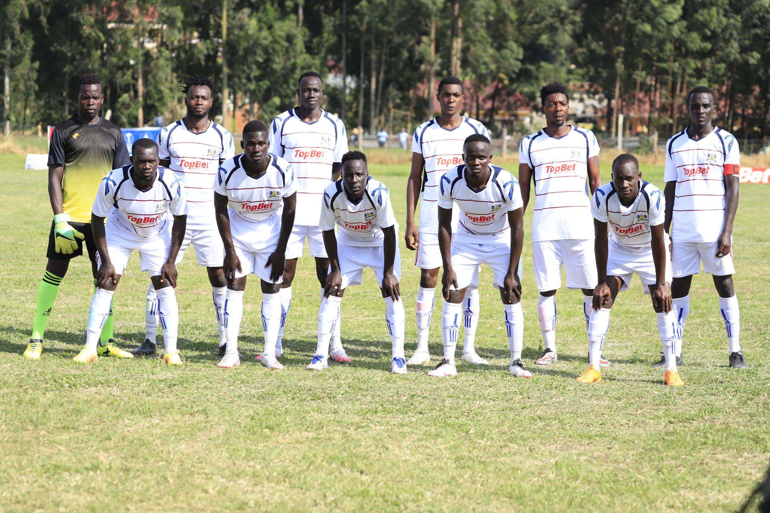 Mbarara City FC in talks with Synergy FC for forward Frank Igga