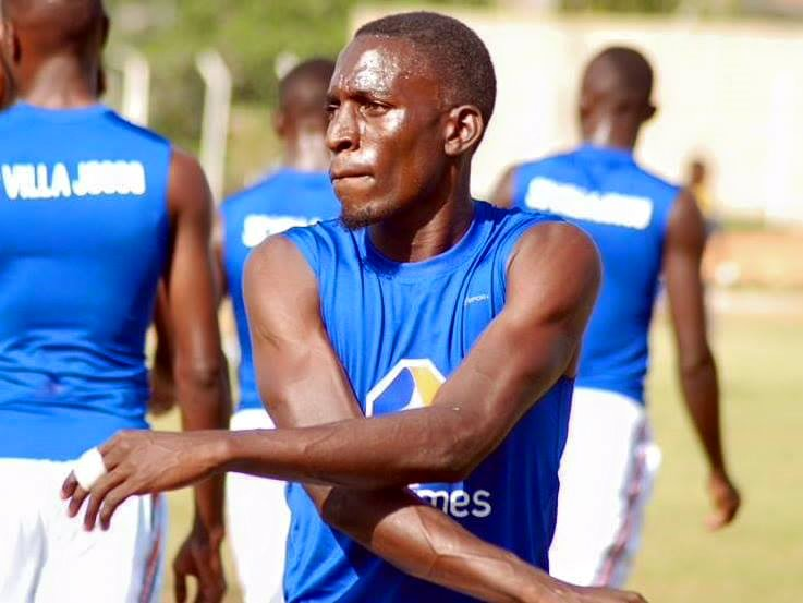 DONE DEAL: UPDF seal the signing of Bernard Muwanga
