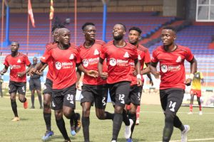 STARTIMES UPL: Evergreen Ssentamu fires twice in first competitive game in over a year as 'seven star' Vipers smash MYDA FC