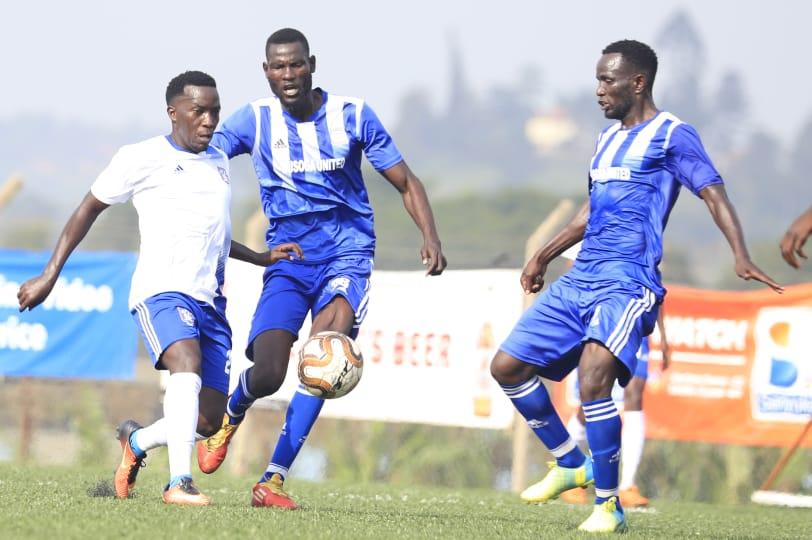 Busoga United and SC Villa share spoils in Njeru