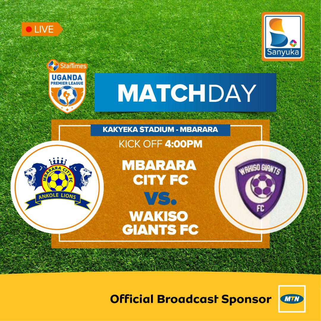 A busy day today in the StarTimes Uganda Premier League