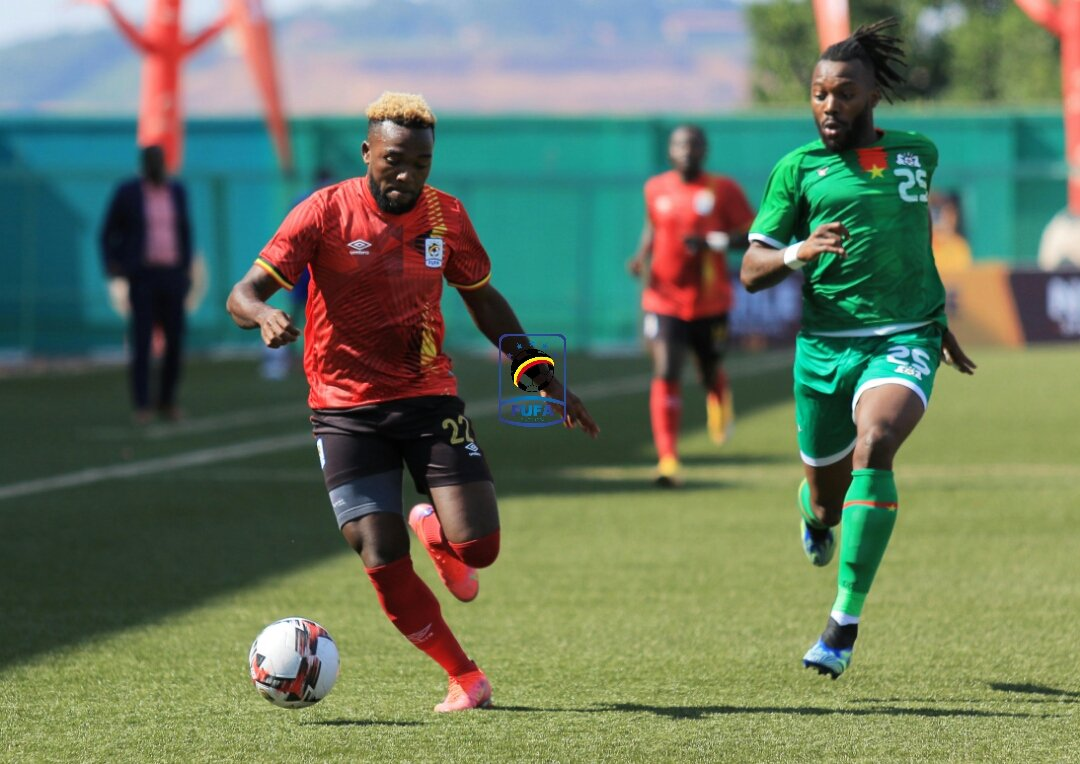 Mubiru, Onyango happy with Burkina Faso point as guns turn to Malawi