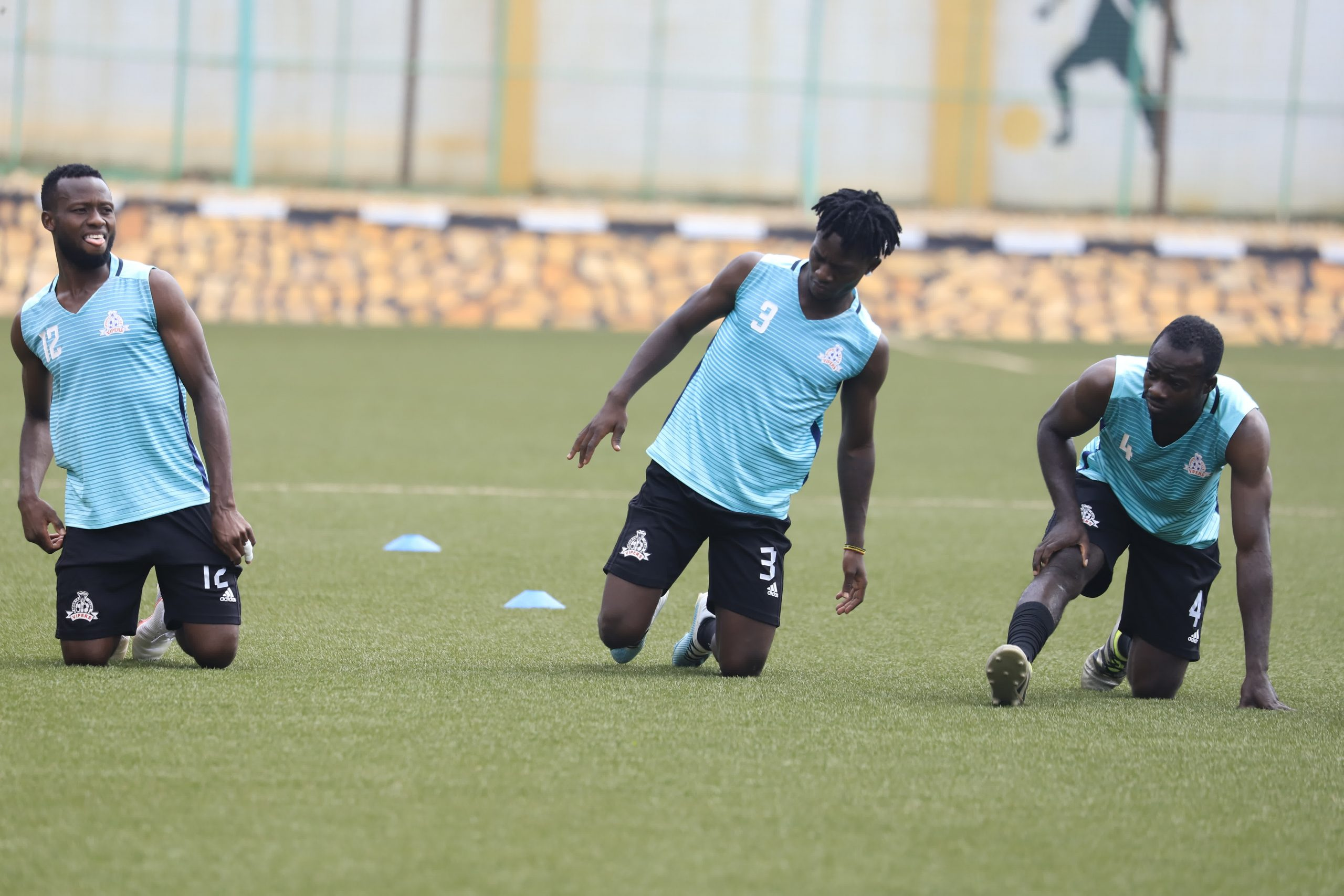 StarTimes UPL Clubs resume training ahead of the second round