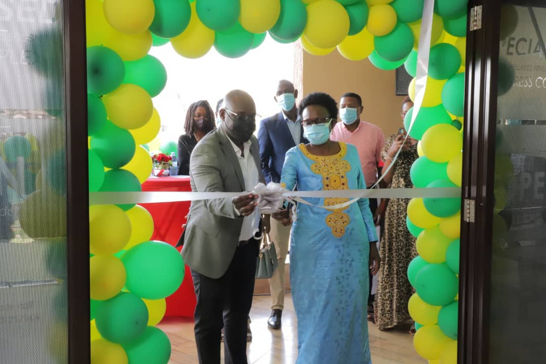 Health Minister Launches Health And Fitness Center