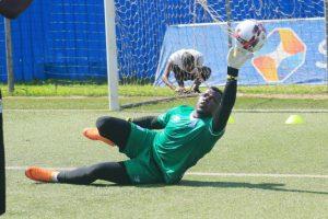 Kigonya elated with return to Cranes