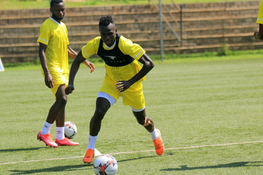 Okwi chases successive AFCON appearance