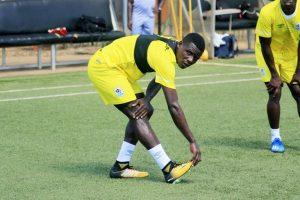 Read more about the article Kaddu talks big ahead of Burkina Faso clash