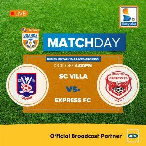SUPL: SC Villa Vs Express FC preview