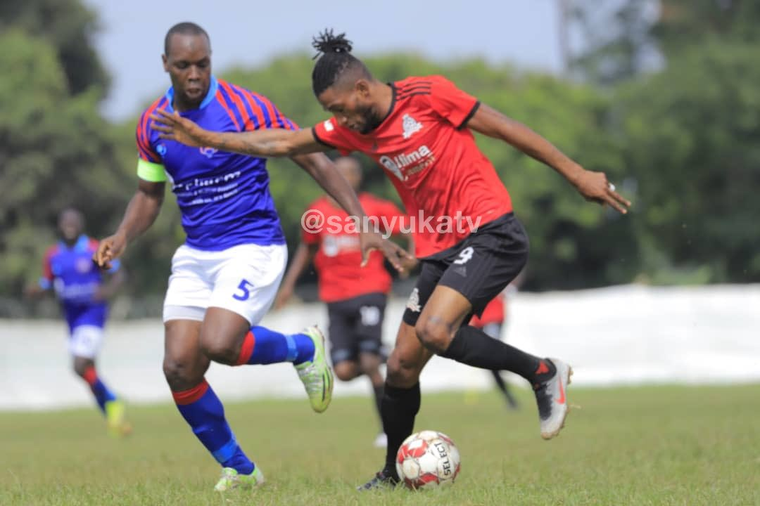 SECOND CHANCE: Embattled Sports Club Villa hoping to revenge League humiliation by Vipers as the two meet in Uganda Cup quarter-final