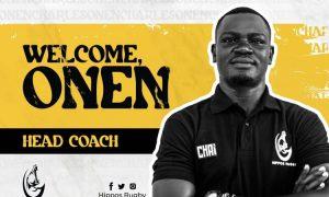 Jinja Hippos appoints Onen as new coach