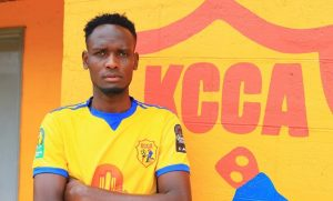 Kasirye delighted with chance to prove at KCCA after lowest point in life