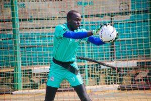 Jack Komakech under no pressure from Vipers SC, says goalkeeping coach Ibrahim Mugisha