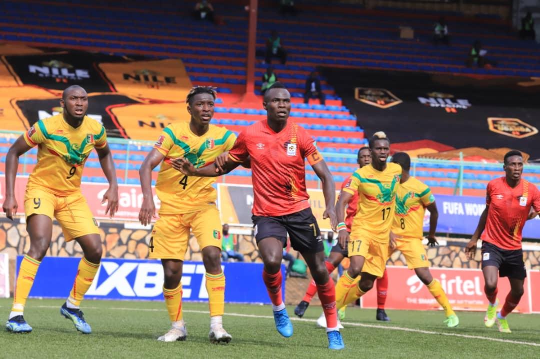 Juuko sees red as 10-man Cranes hold Mali