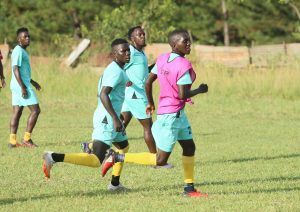 KCCA promotes two youngsters to senior team