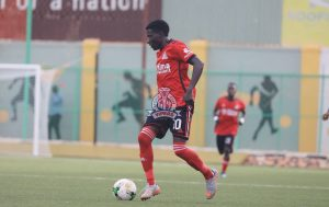 Read more about the article Former Vipers midfielder Nduggwa close to move to Serbian top flight