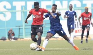 Read more about the article Stanbic Uganda Cup: Police 'do not fear Vipers' at all says Mubiru ahead of semi-final