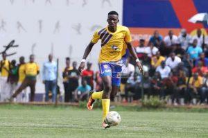 Former KCCA FC defender Kato joins Bugesera