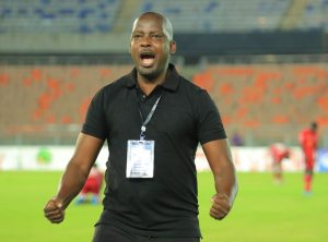 Read more about the article Express FC coach Bbosa signs new contract